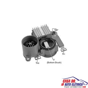 regulador alternador ate sistema honda 1995 1997