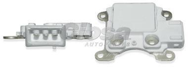 regulador alternador ford contour conector cuadrado