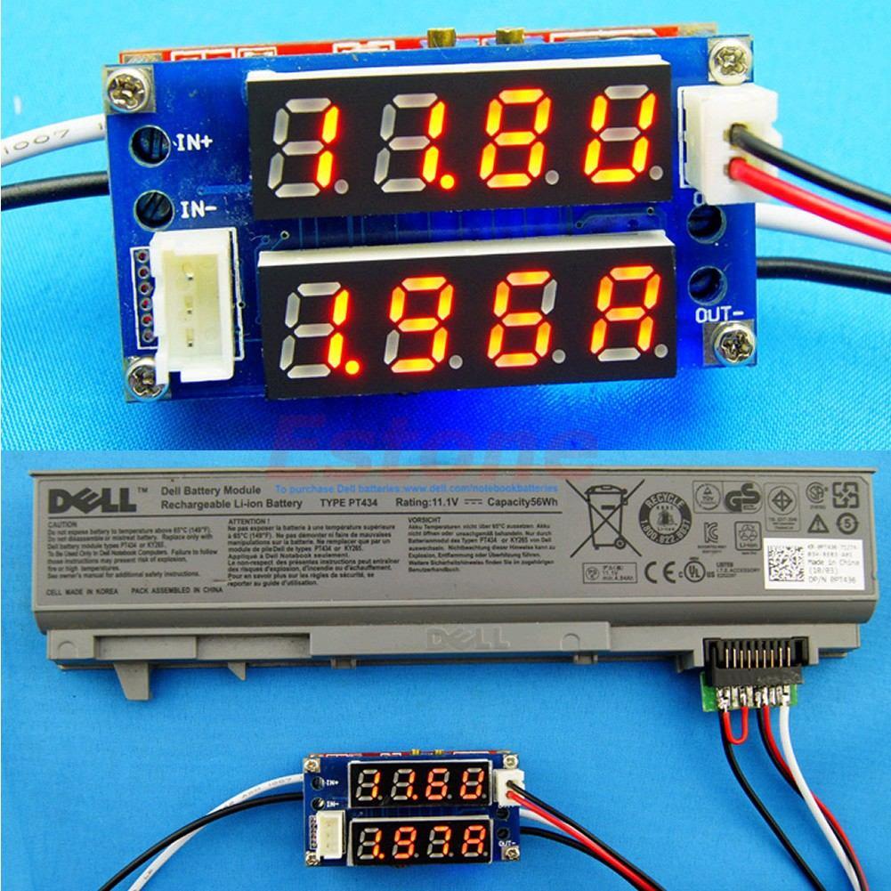 Regulador Dc Dc Voltaje Y Corriente Variables Con