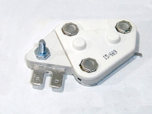 regulador de alternador tipo delco 2 salid. 1 torn.12v