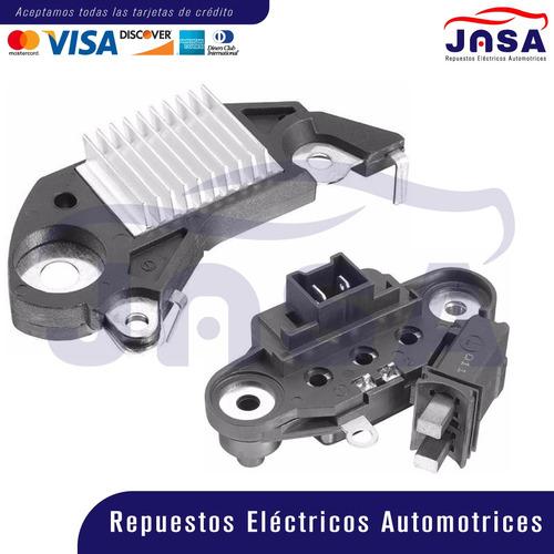 regulador de alternador varios vehículos