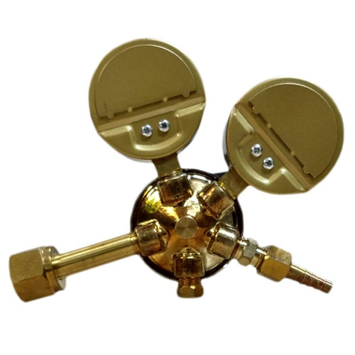 regulador de cilindro de co2 w24 standard dioxído de carbono