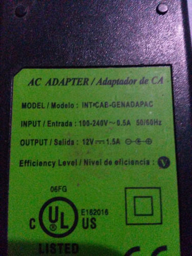 regulador de corriente directv 12v original 100% todo modelo