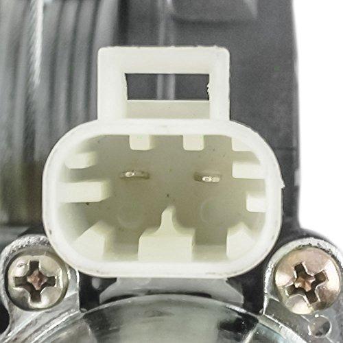 regulador de elevación de la ventana eléctrica trasera de