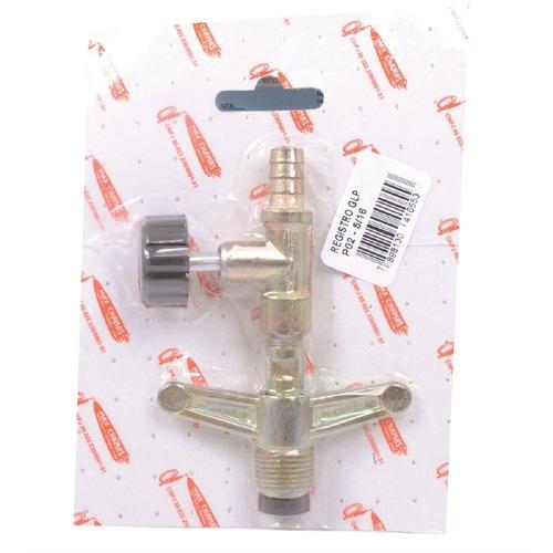 regulador de gás glp p02 maxchamas