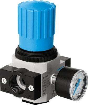 Regulador de presión de aire comprimido funcionamiento