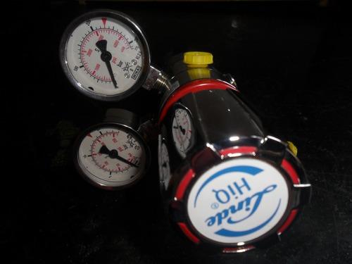 regulador de presion de gas/ de 2  etapas
