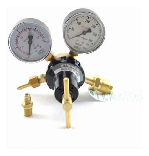 regulador de pressão nitrogênio sm300