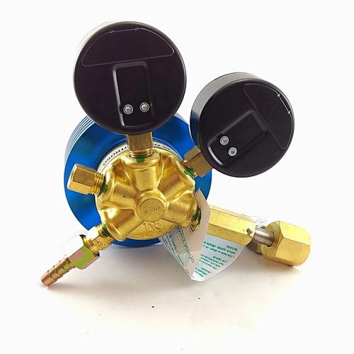 regulador de pressão oxido nitroso sm 45