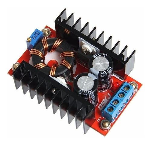 regulador de tensão 10a até 35v e 150w, cnc shield ramps 1.4