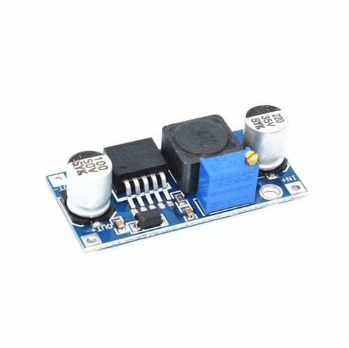 regulador de tensão ajustável dc-dc fonte xl6009 step up