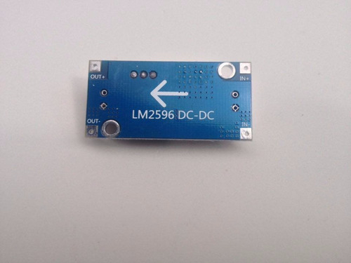 regulador de tensão step down-dc lm2596  (montamos kits)