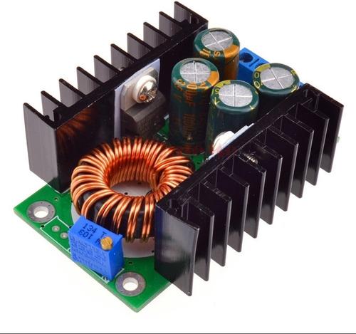 regulador de tensão step down dc9a 300w(1.2v-35 vcc)(cod105)