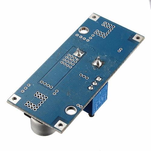 regulador de tensão step down xl4015 5a c/ dissipador - 0193