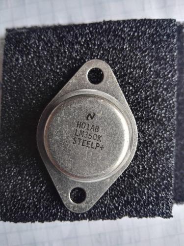 regulador de voltage variable lm350k to-3 3 amperios
