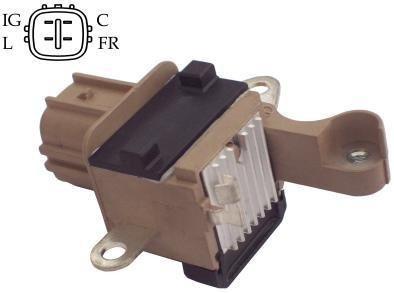 regulador de voltagem crv accord 2.4 civic si 1042103293
