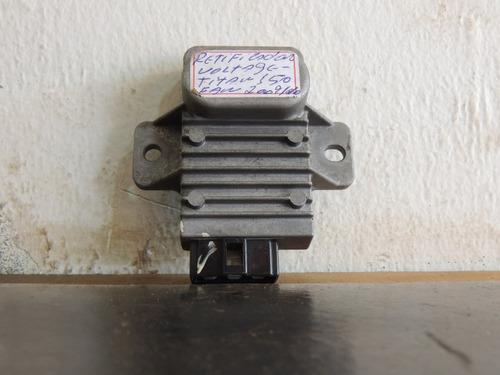 regulador de voltagem da titan 150 mix original 2010/2013