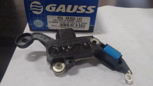 regulador de voltagem ford fiesta/ka/ecosport/courier - gaus