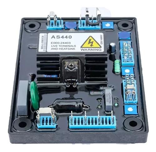 regulador de voltagem para geradores avr as440