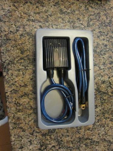 regulador de voltagem/capacitor automotivo