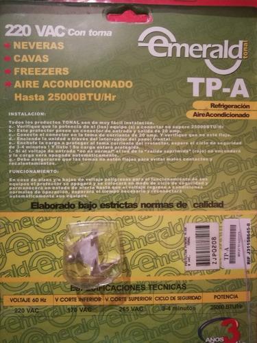 regulador de voltaje 220 vac