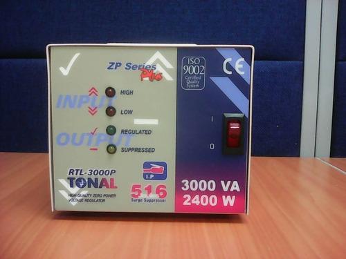 regulador de voltaje 2400w 3kva 110v rtl-3000p  a269