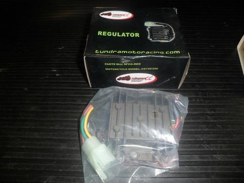 regulador de voltaje( 4 cables) cg-150-200, md-todos