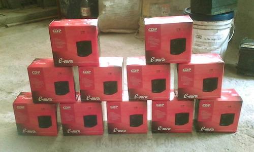 regulador de voltaje cdp 1000va 5 tomas chicago power tienda