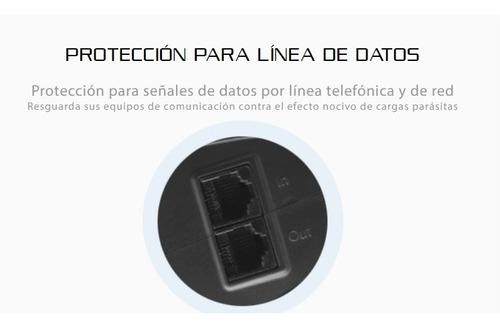 regulador de voltaje forza frv-1001 ¡proteje tus equipos!