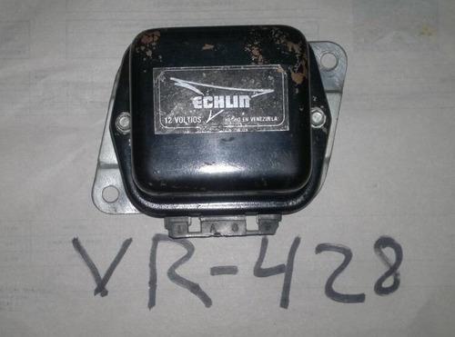regulador de voltaje para alternador tipo ford modelo viejo