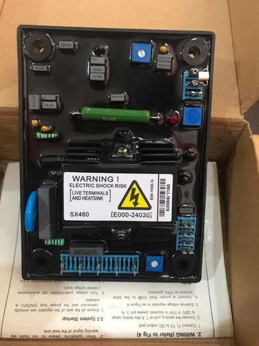 regulador de voltaje sx460