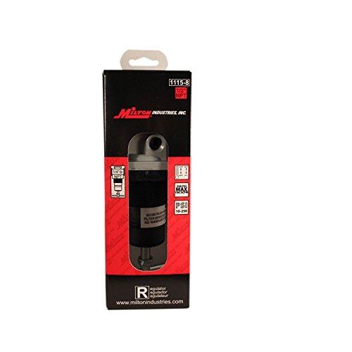 regulador frl de alto presión milton 1115-8 1/2 -inch npt