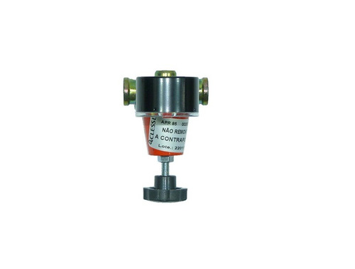 regulador gas  1+1 p45 8 kg/h glp  alta pressão