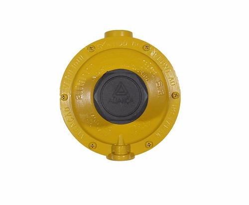regulador gás botijão 1 p13 pequeno + 1 p45 grande 12 kg/h