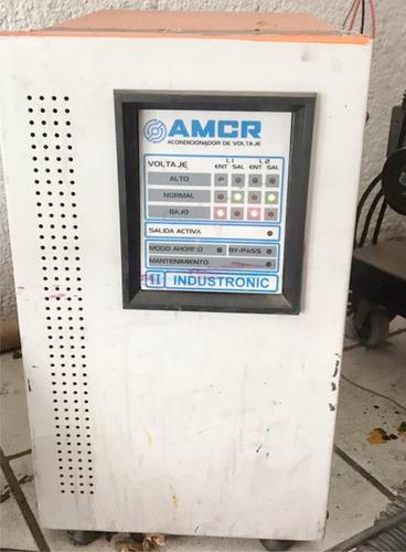 regulador industronic  acondicionador