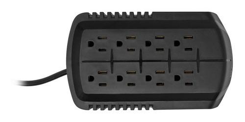 regulador koblenz 2250 va / 1000 watts, 8 contactos regulado
