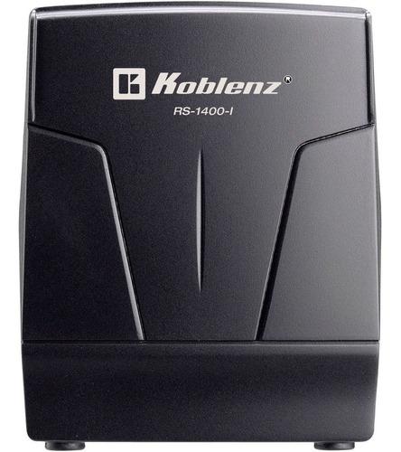 regulador koblenz 8 contactos 1400va rs-1400-i