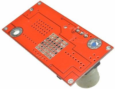 regulador módulo xl6009 conversor step up voltagem ajustável