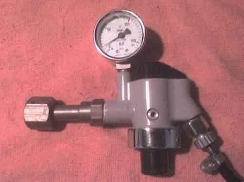 regulador oxido nitroso marca drager