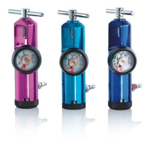 regulador oxígeno para tubo | mochila de oxígeno. tipo yoke