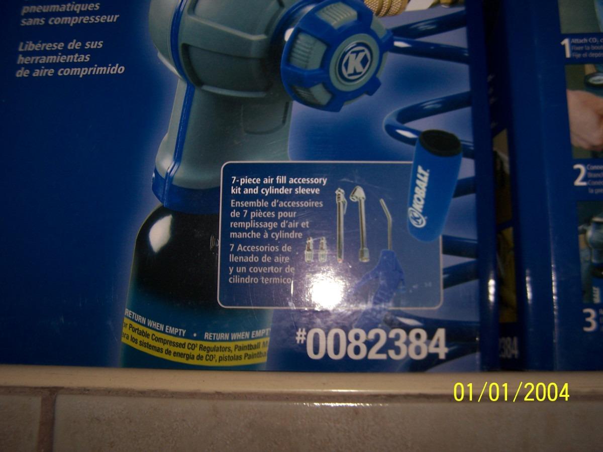 Regulador Para Cilindro De Co2 De 20 Onzas Nuevo - $ 1,575