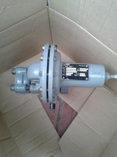 regulador para gas marca fisher modelo 630