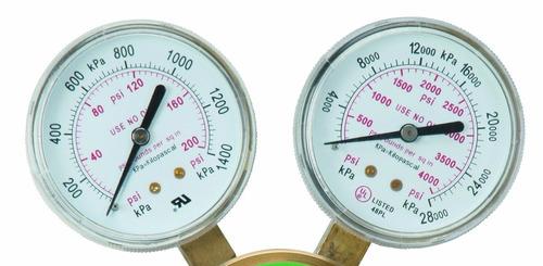regulador para tanque de oxigeno