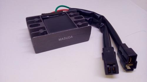 regulador rectificador de corriente suzuki an125