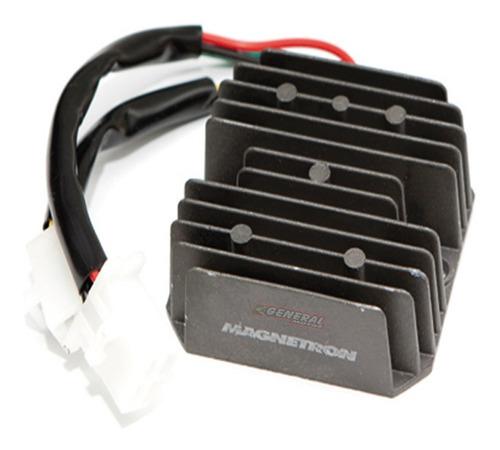 regulador retificador bateria farol moto nx 350 fym 250
