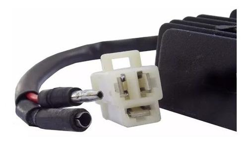 regulador retificador voltagem nx 400 falcon padrão original