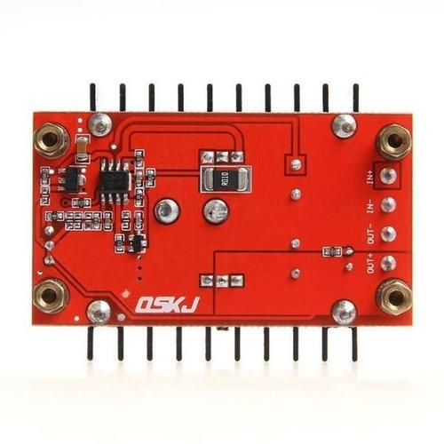 regulador tensão step up booster dc-dc 150w 10-32v p 12-35v