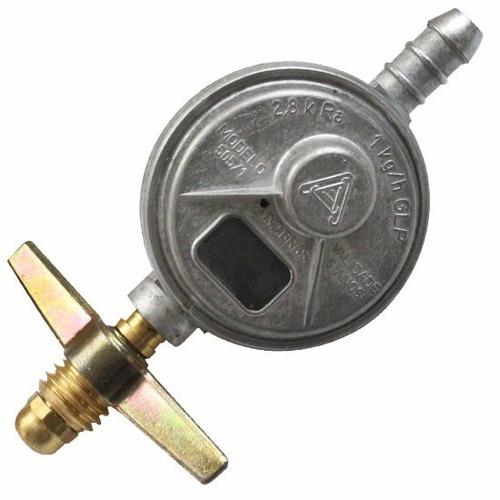 regulador válvula registro de gás aliança para botijão glp