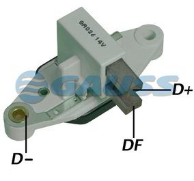 112f8ec720 Regulador De Voltagem 14 Volts Ga 225 (gauss) - Acessórios para Veículos no  Mercado Livre Brasil