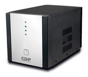 regulador voltaje cdp r-avr 3008 3000va 2400w, 8 tomas. 120v